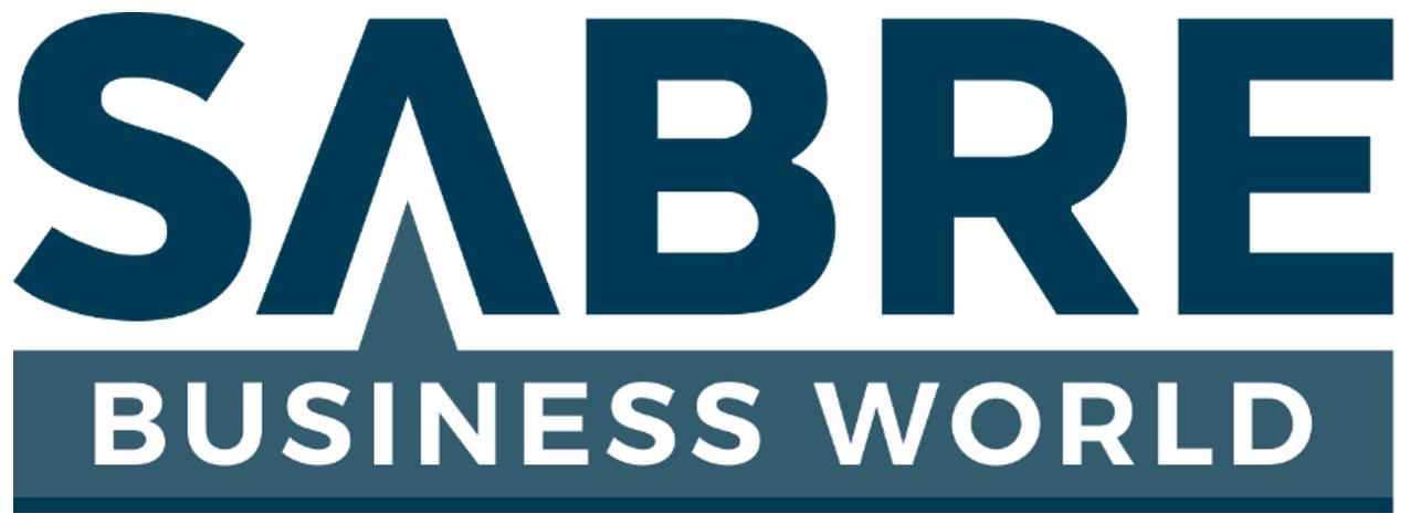 Sabre Logo White Background